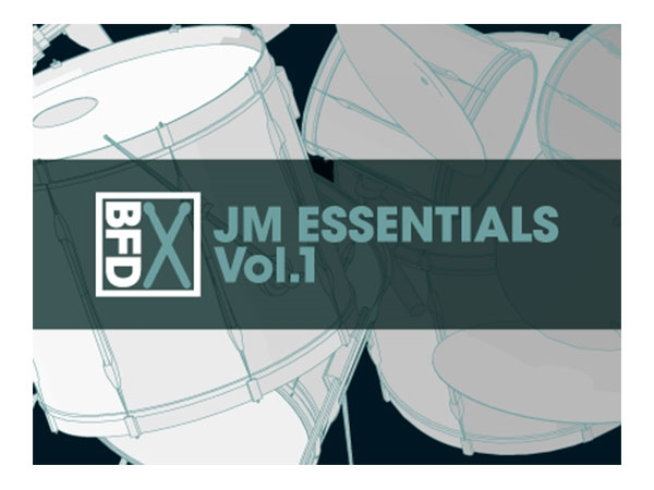 Fxpansion BFD JM Essentials Vol  1 (Download)