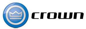 Crown DCi 2|300 DriveCore Install Series Analog Amplifier