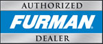 Furman AR-1215, AC Line Voltage Regulator, 15 amps, delivers a stable 120 +/-5 VAC