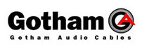 Gotham SPK 6x4.0mm Speaker Cable Spool - Black 328 ft.(100m)